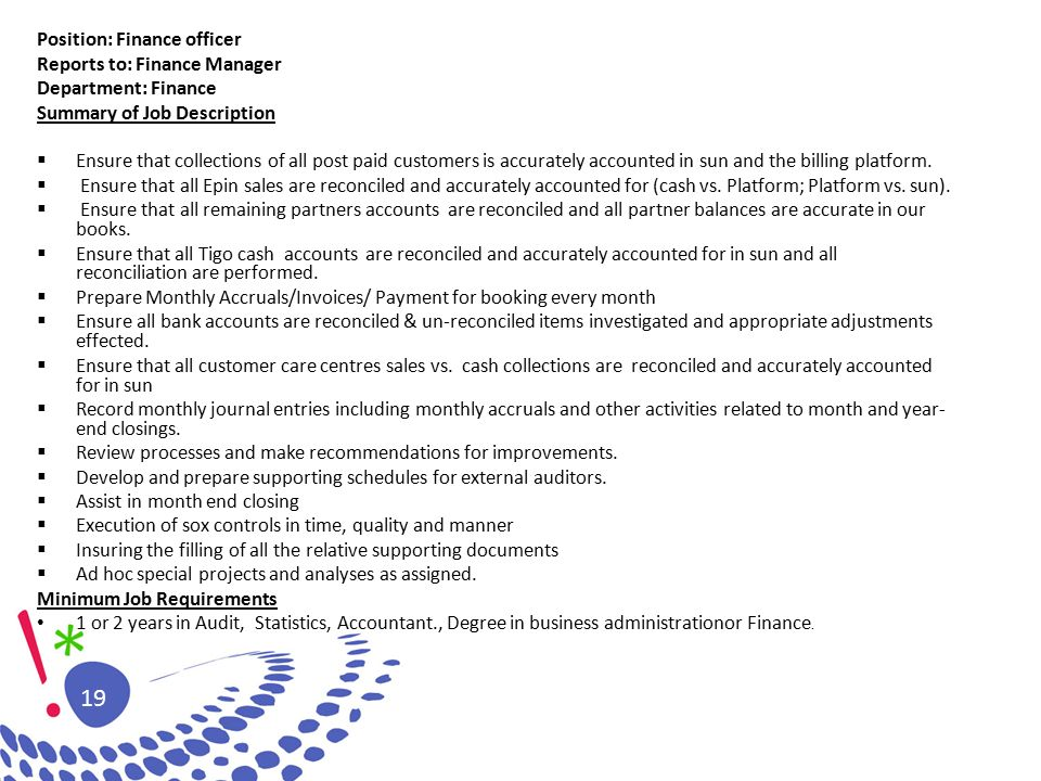 Internal Jobs Advert Internal Jobs Advert Go To Market Department