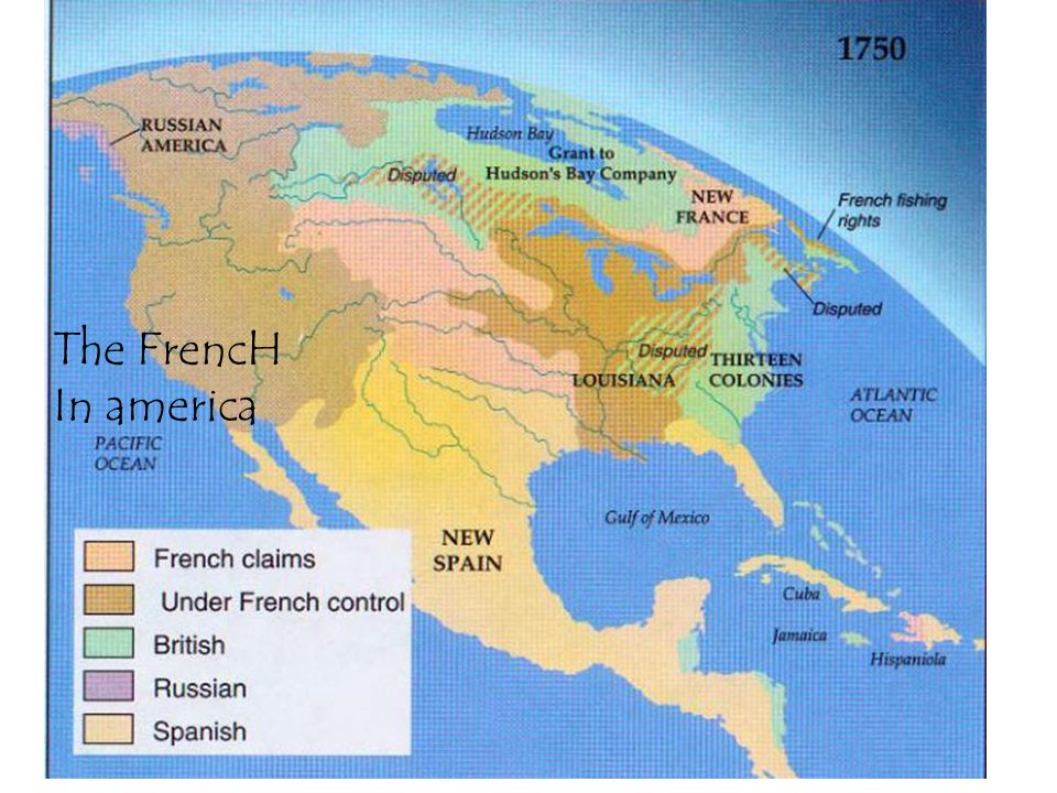 The FrencH In america