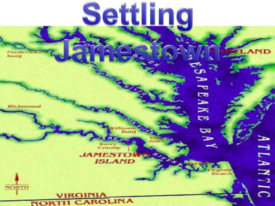Settling Jamestown