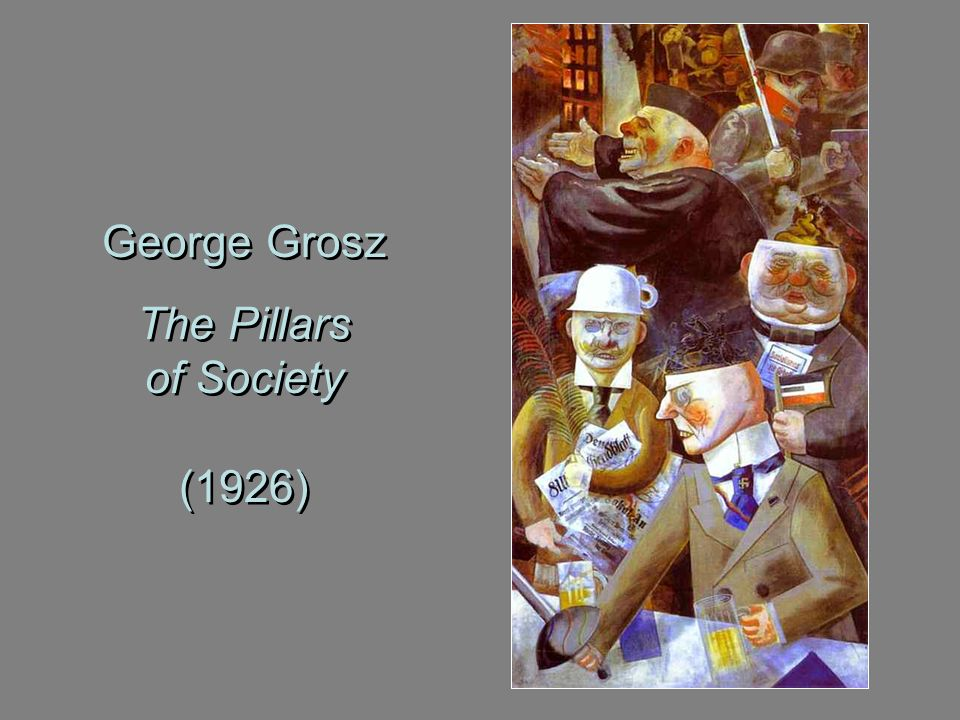 The Pillars of Society (1926)