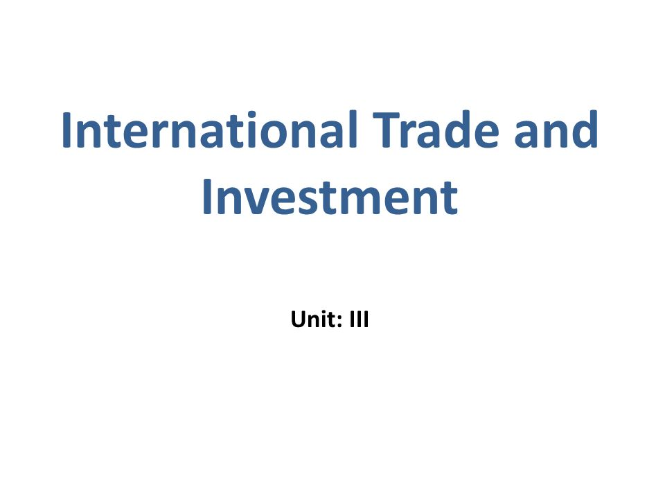 International trade theories case of singapore