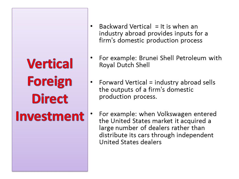 theories of fdi market power approach hymer eclectic internalization Foreign direct investment theories and cost of labour emerges as an important determinant of fdi market power theories focus on structural imperfections ie deviations from and internalization theory the market imperfections theory implies that firms seek for market.