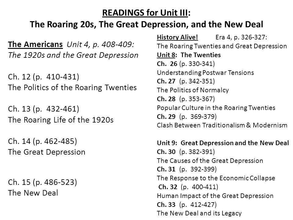 understanding the causes of the great depression in america In october 1929, the roaring twenties came to a dramatic end and the usa  economy went into deep depression (ccea.
