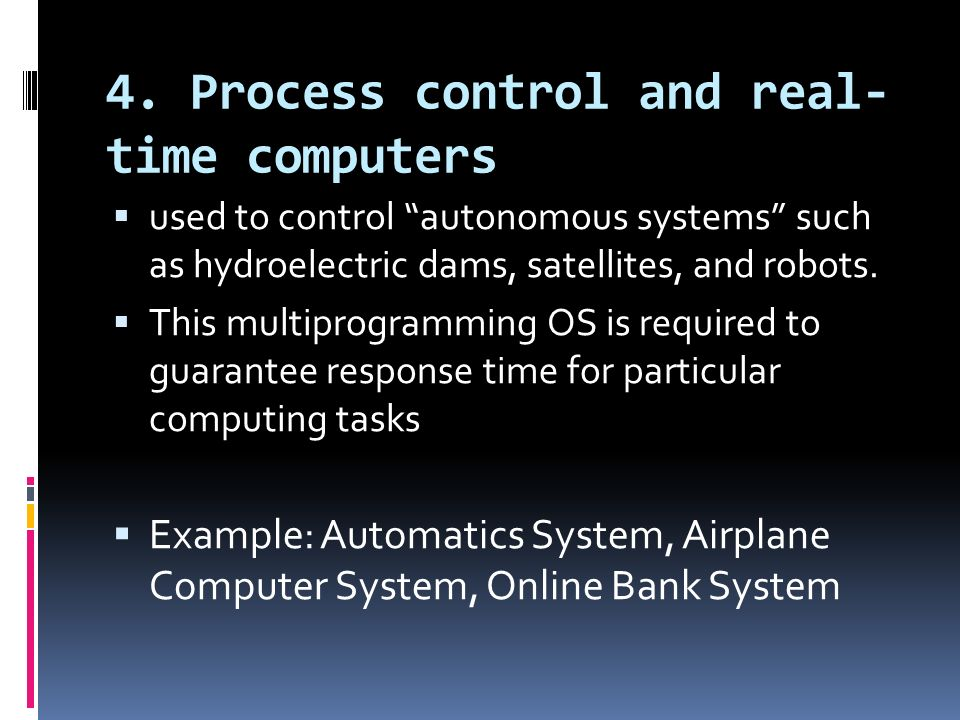 response times in computer systems