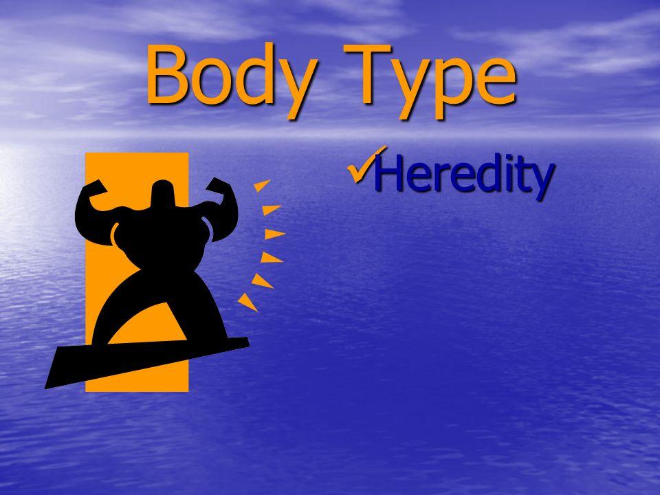 Body Type Heredity