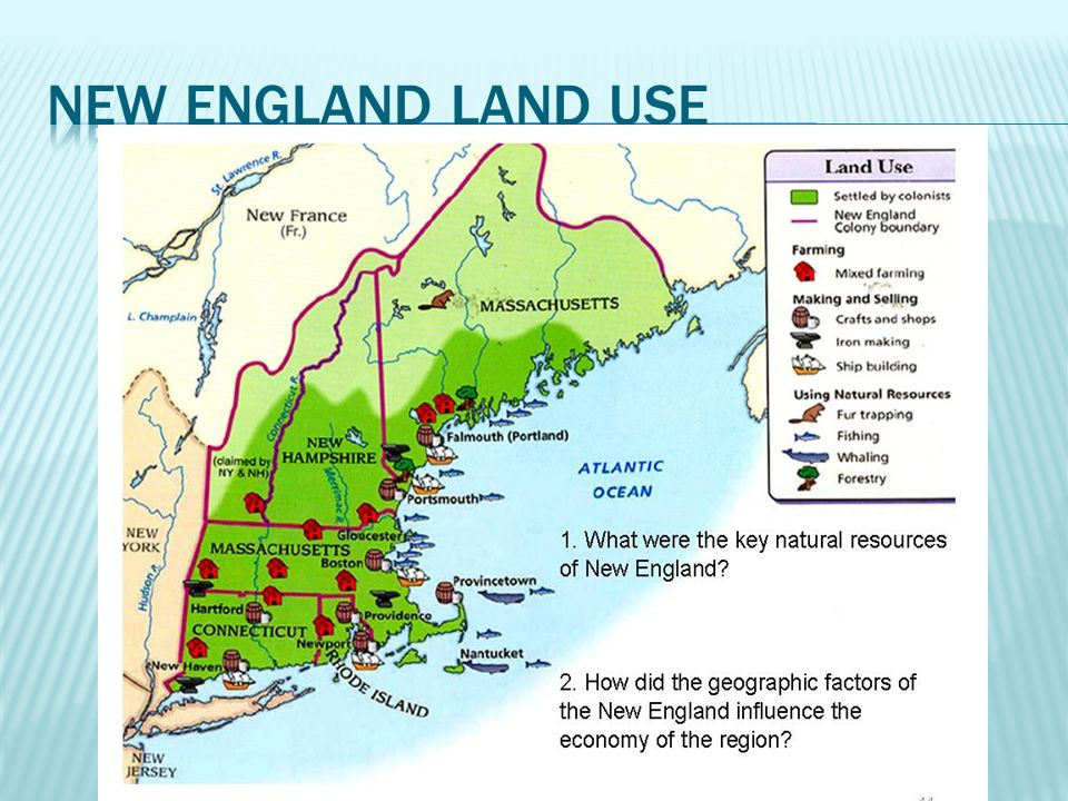 13 Colonies 3 Regions New England Middle Colonies Southern