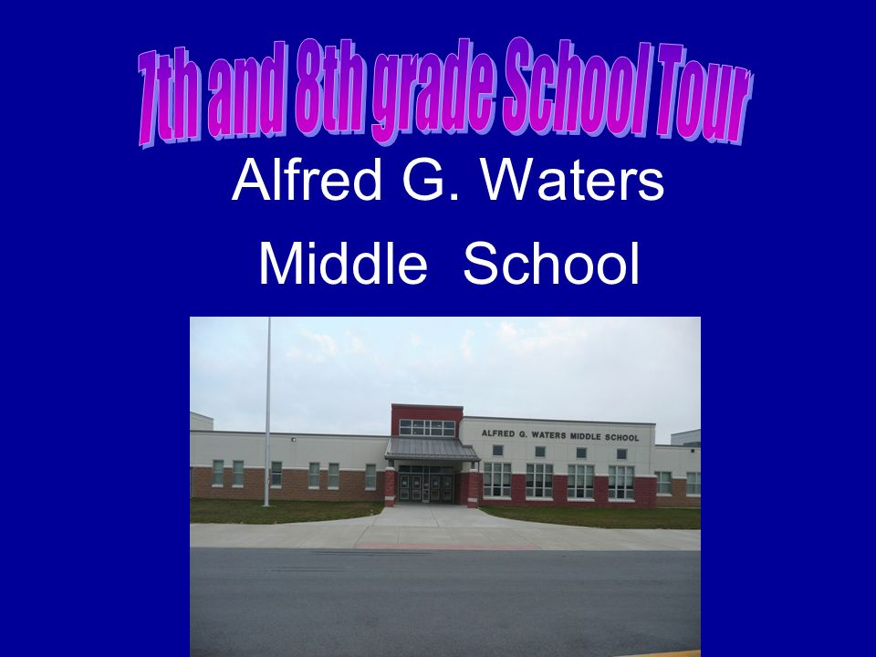 Alfred G. Waters Middle School