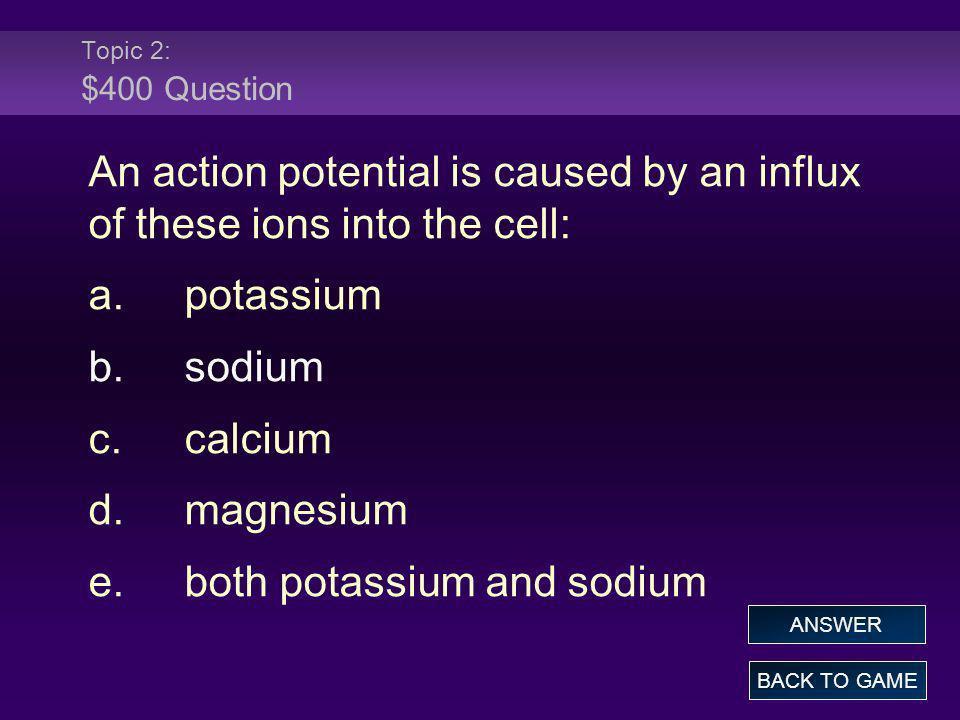 e. both potassium and sodium