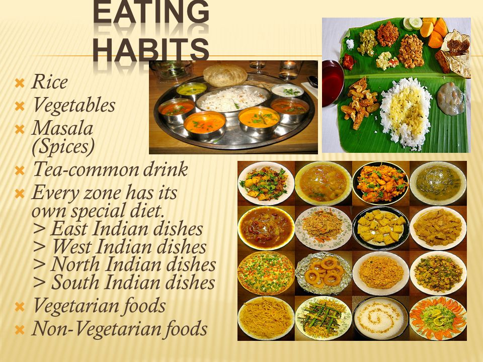 Traditional South Indian Foods