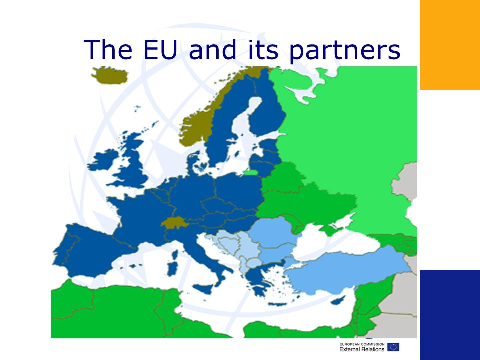 The EU and its partners