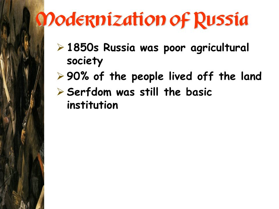Modernization of Russia