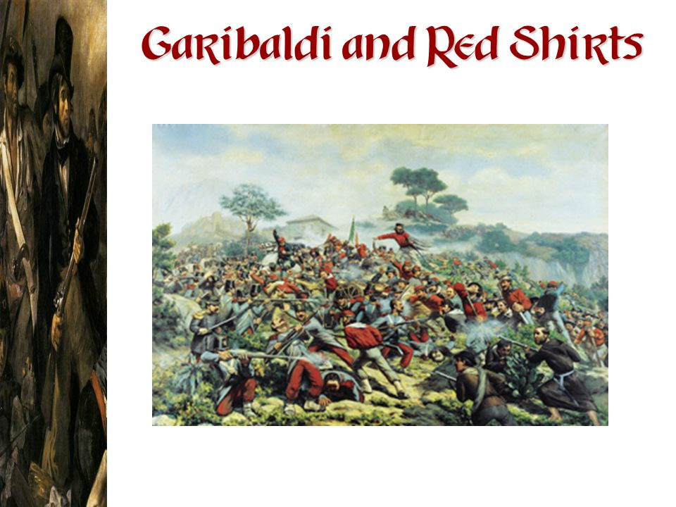 Garibaldi and Red Shirts