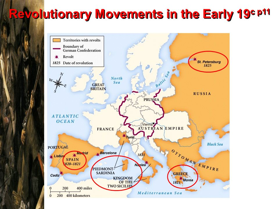 Revolutionary Movements in the Early 19c p11