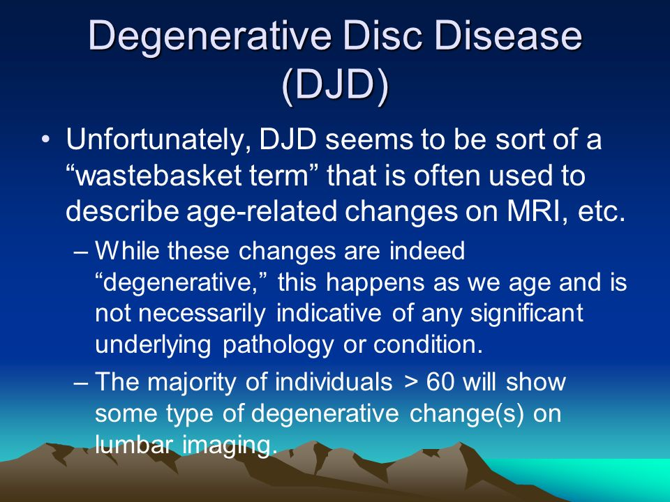 lumbar disc problems essay Lumbar disc disease is the drying out of the spongy interior matrix of an intervertebral disc in the spine many physicians and patients use the term lumbar disc.