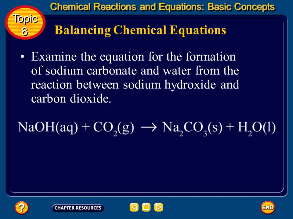 chemical reactions sodium hydroxide Free essay: chemical reactions- sodium hydroxide a chemical reaction is a change where two or more substances are changed into a new substance you can.