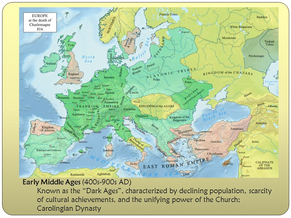 Medieval Europe Overview Ppt Video Online Download - Germany map middle ages