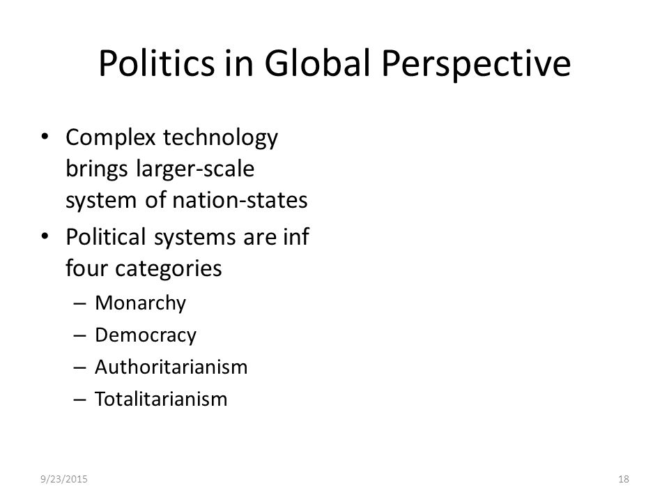 worlds political system governed by international Rival worlds and the place of the corporation in international law  both national and international political  in the system of international.