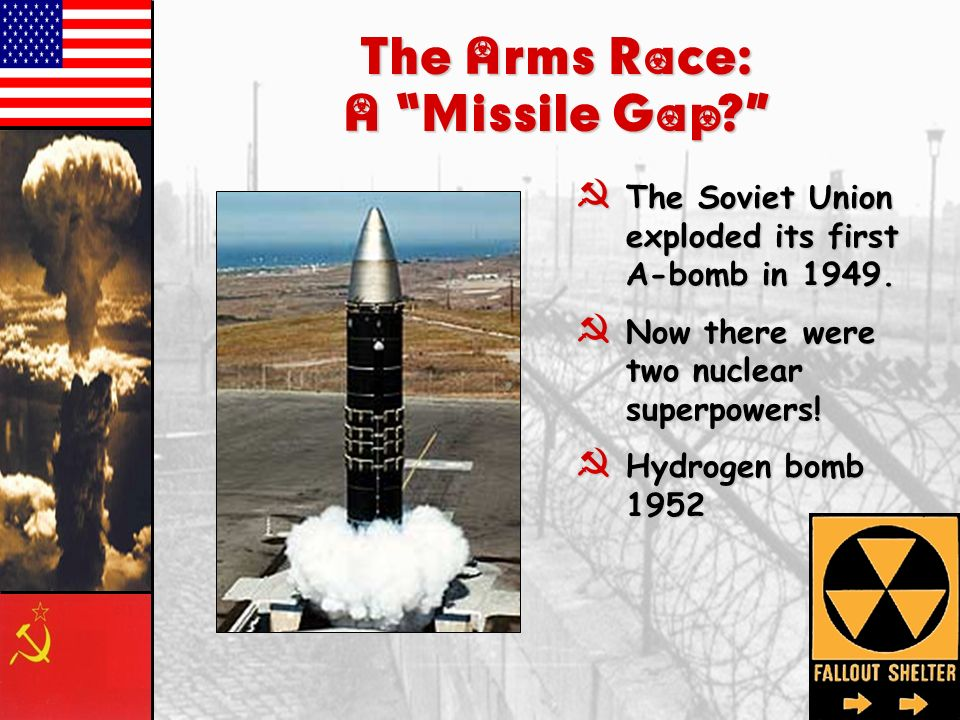 The Arms Race: A Missile Gap