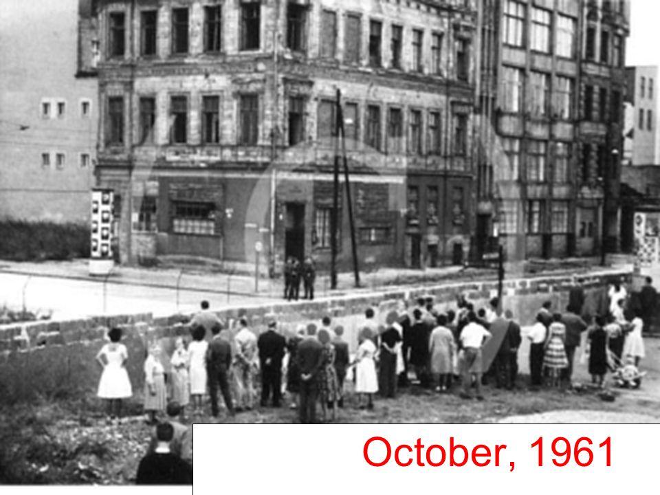 October, 1961