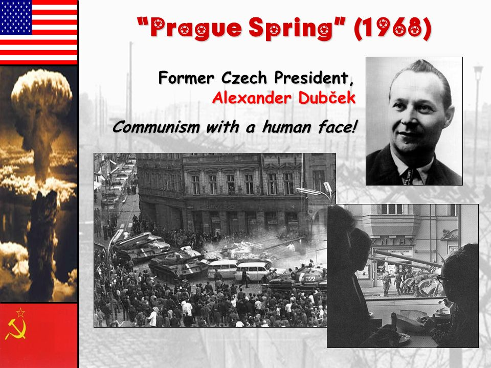Prague Spring (1968) Former Czech President, Alexander Dubček