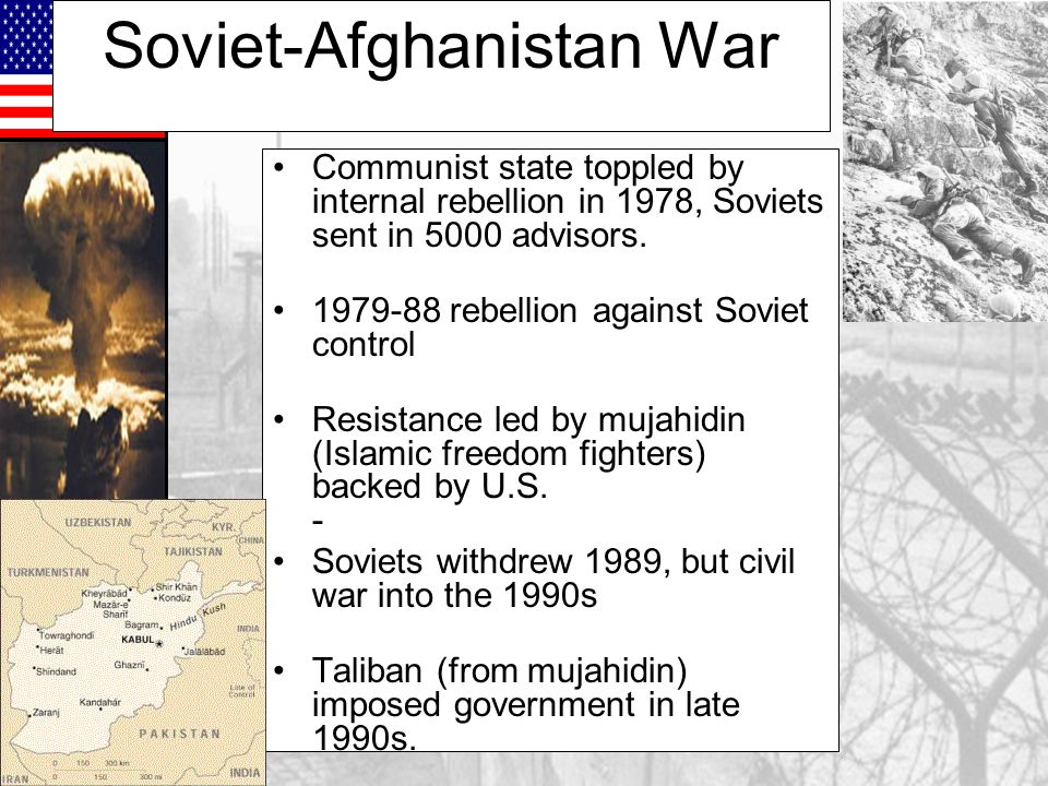 Soviet-Afghanistan War