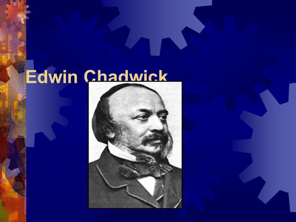 Edwin Chadwick