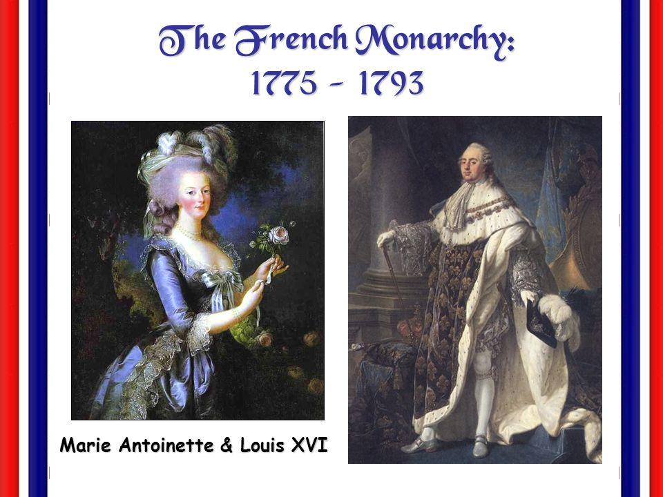 Marie Antoinette & Louis XVI