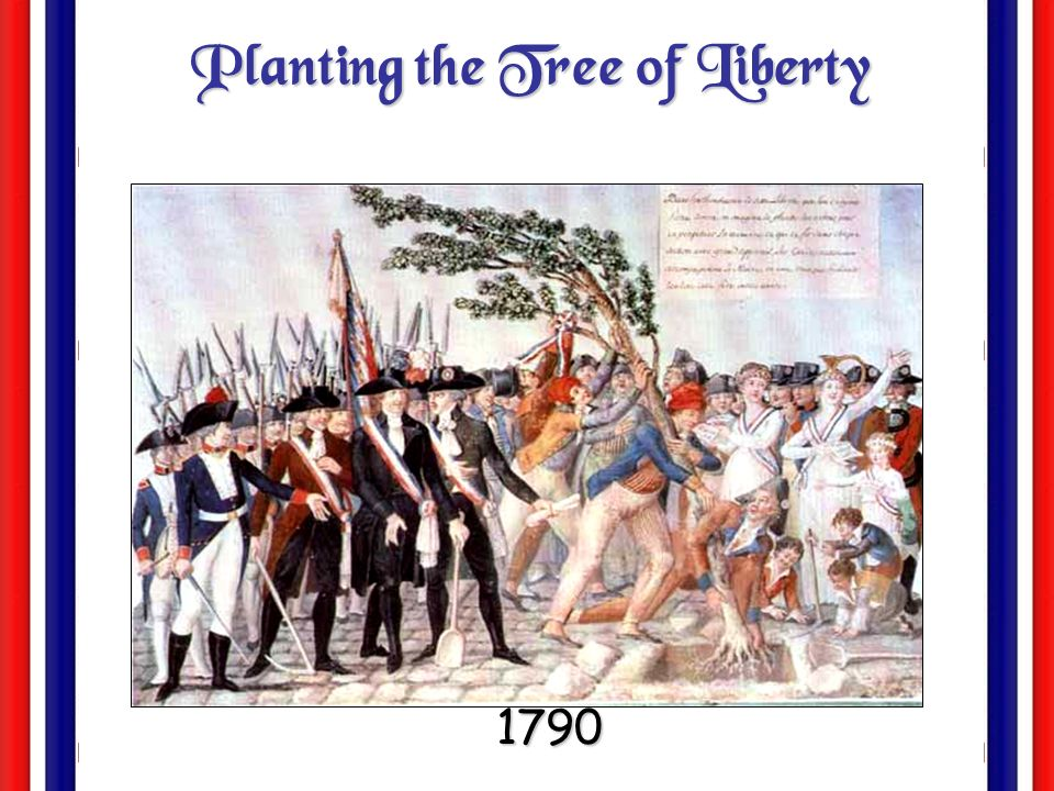Planting the Tree of Liberty