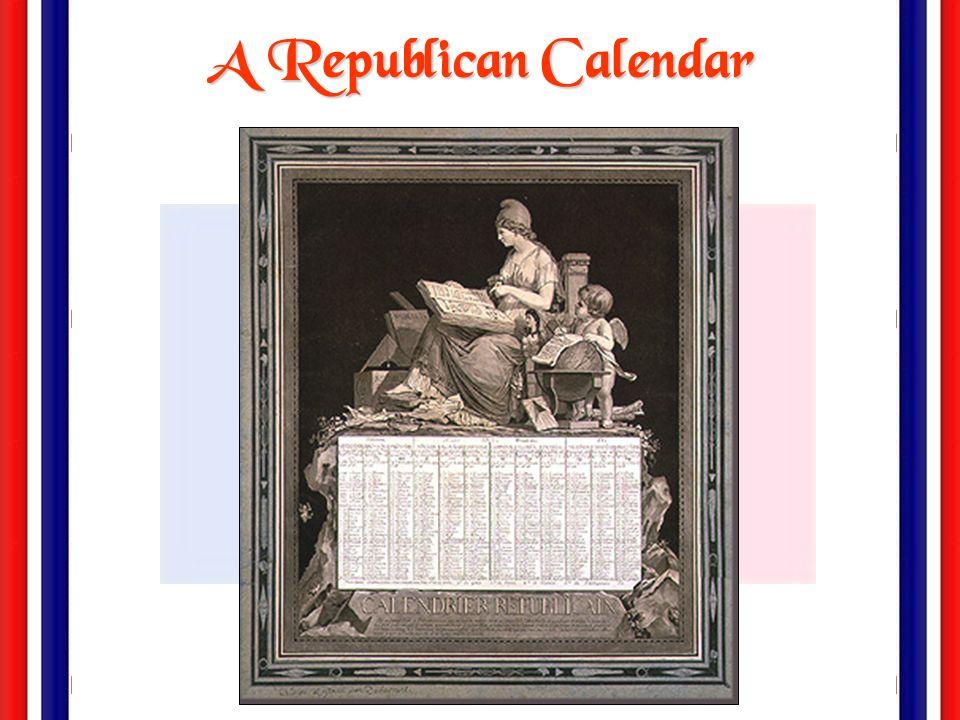 A Republican Calendar