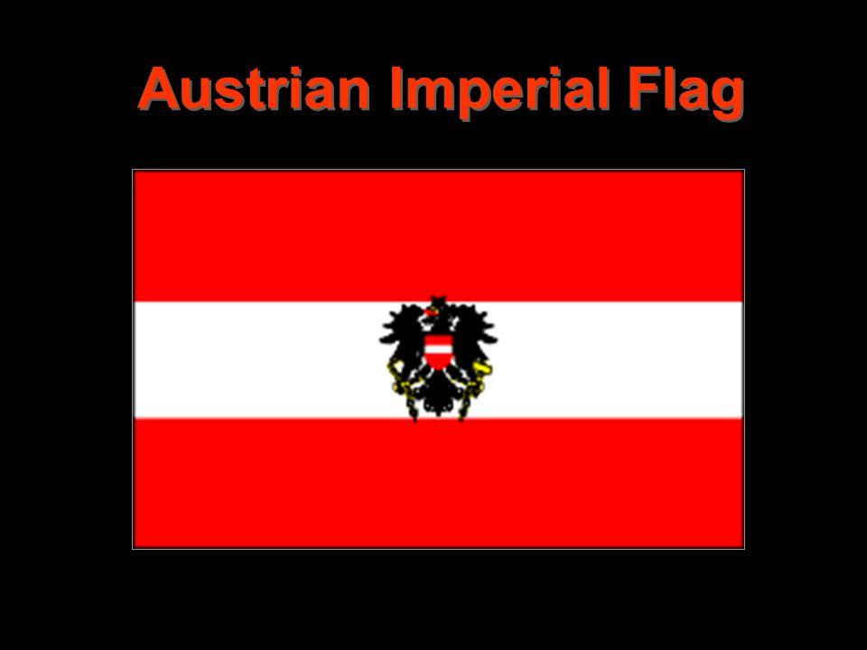 Austrian Imperial Flag