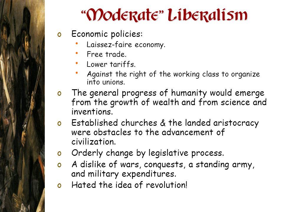 Moderate Liberalism