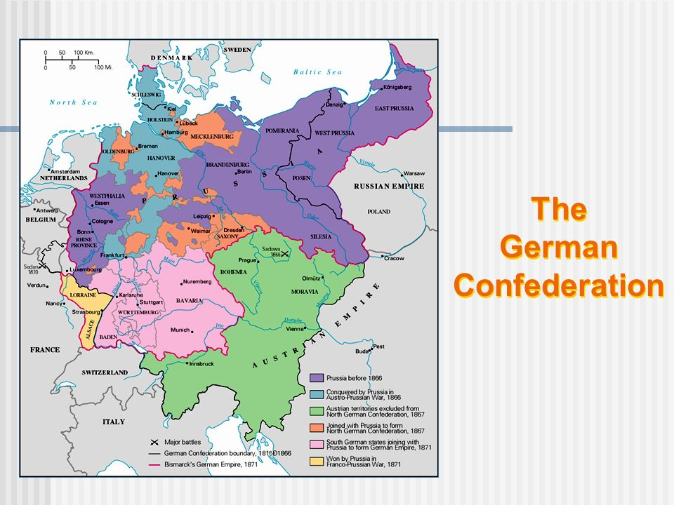 The German Confederation