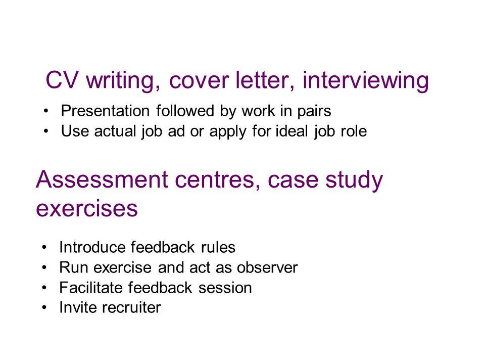 Career strategy workshops - ppt download