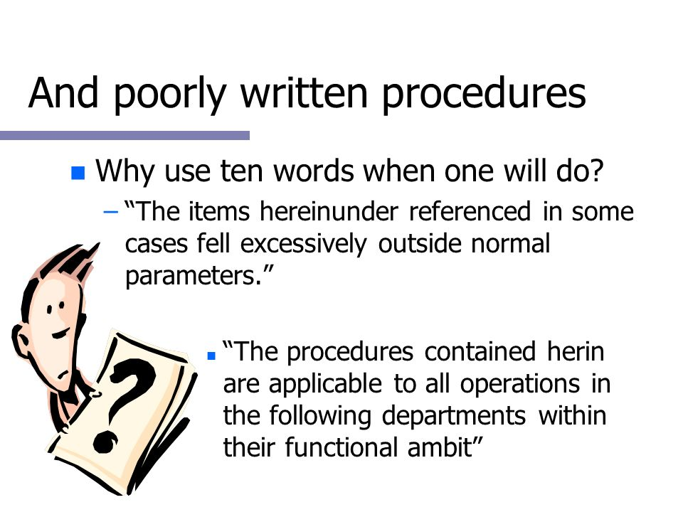 poorly written manual [e4460d] - examples of poorly written instruction manuals the costs of poor writing everyday thousands of people pick up a piece of worth while information but find it too difficult to read almost without.