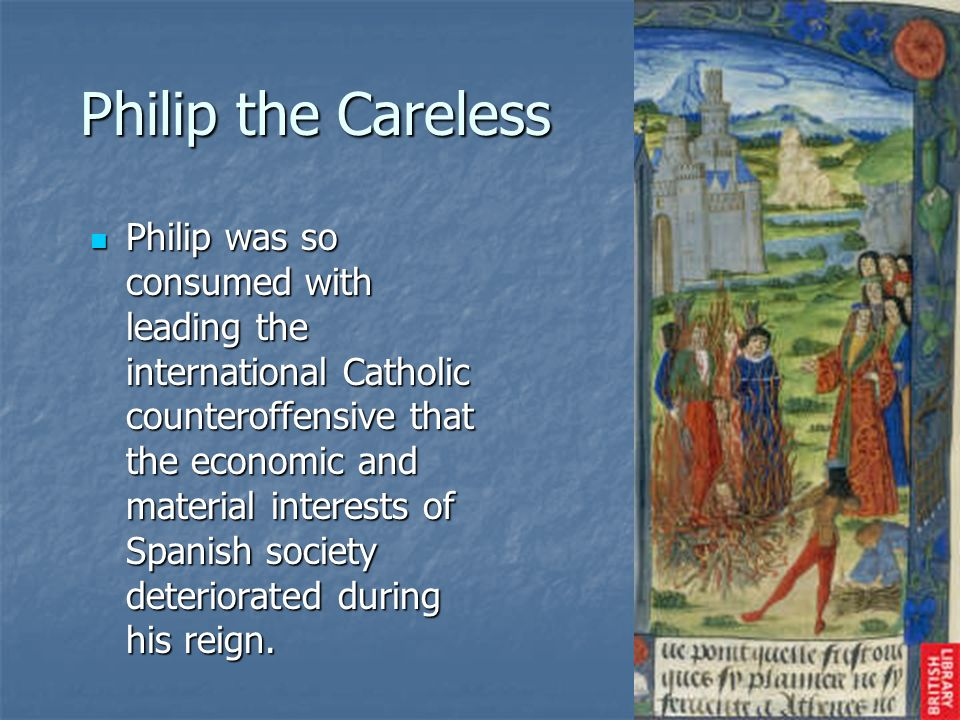 Philip the Careless