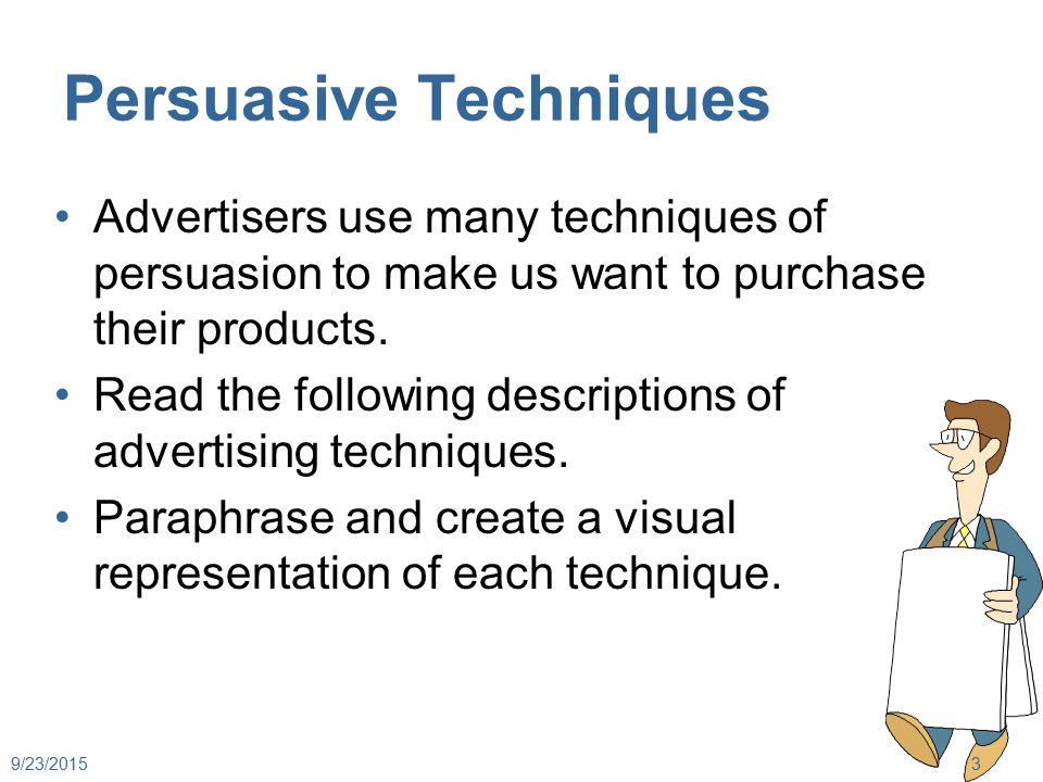 Bandwagon Advertising