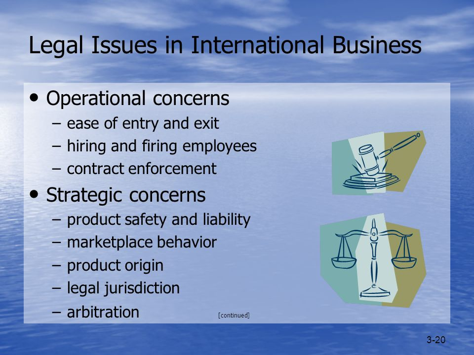 political and legal issues with business Political, legal and social being three of the most important factors, which of course businesses must adhere to a consequence of not adhering to these expectations can result in imprisonment and penalties for owners of the business.