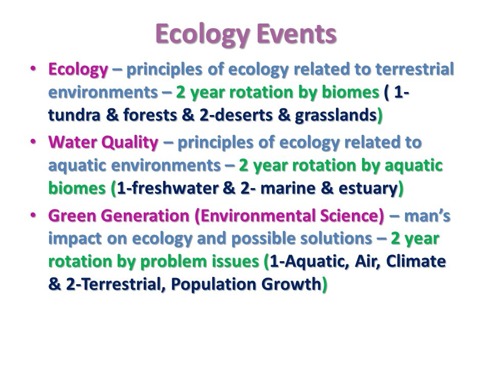 general principles of ecology essay Here given is a list of interesting topics for biology research paper that may help you write an essay some interesting biology research paper topic general.
