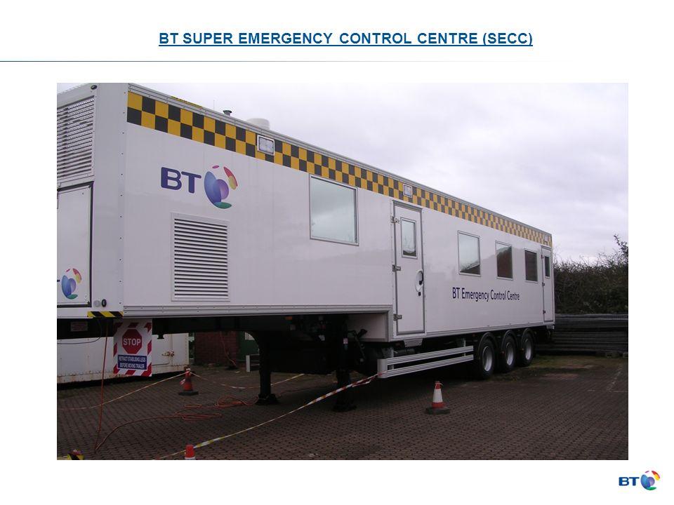 BT SUPER EMERGENCY CONTROL CENTRE (SECC)
