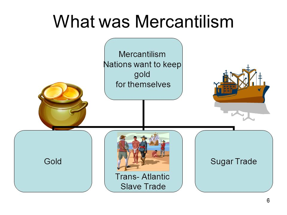 What was Mercantilism