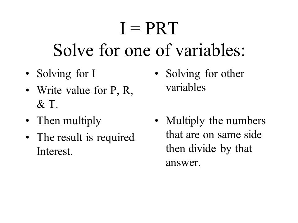 Commercial arithmetic - ppt download