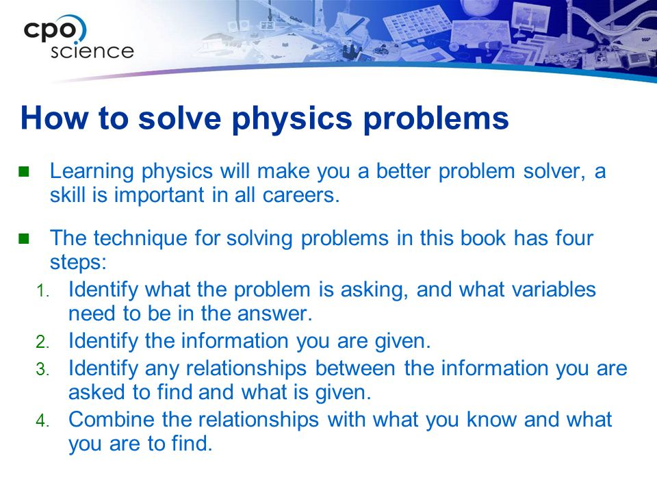 motion ppt video online how to solve physics problems