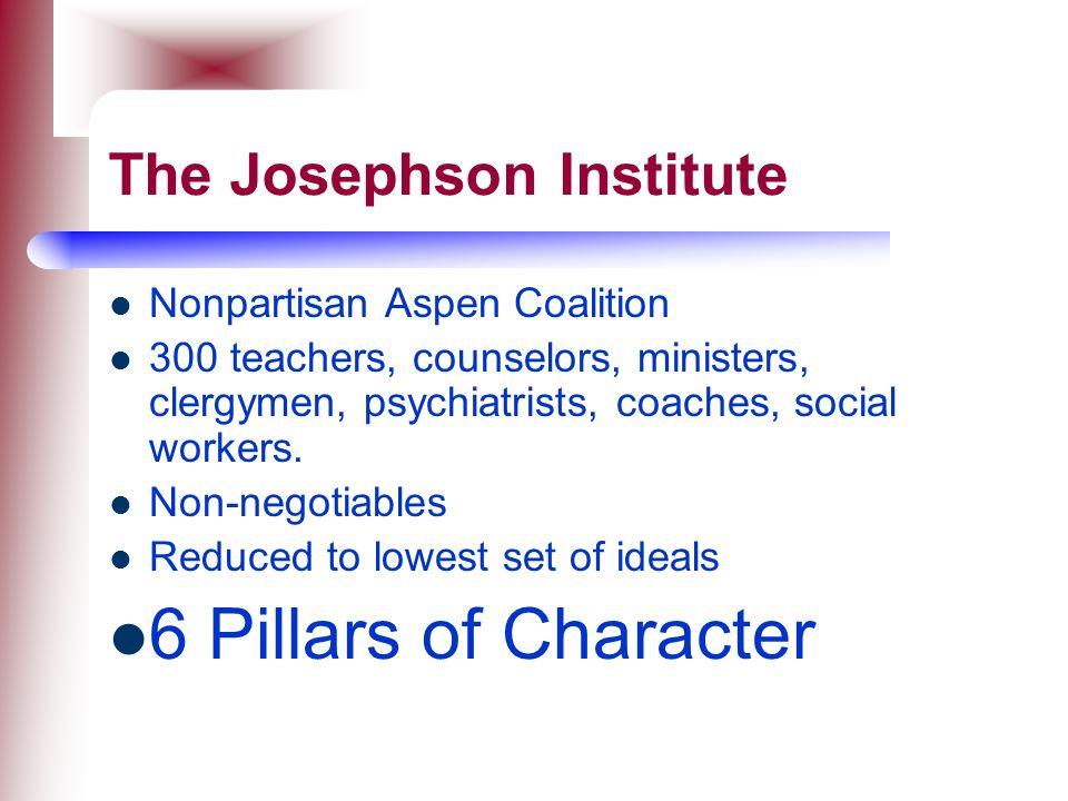 The Josephson Institute