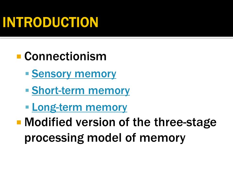 Unit 7a Cognition Memory Ppt Download