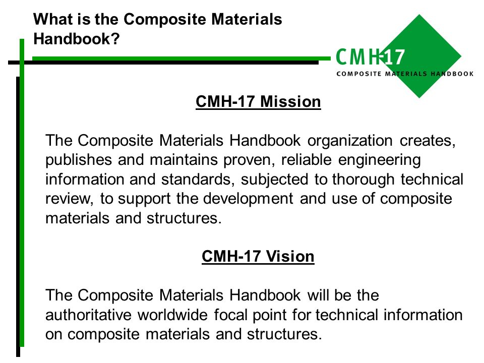 What is the Composite Materials Handbook