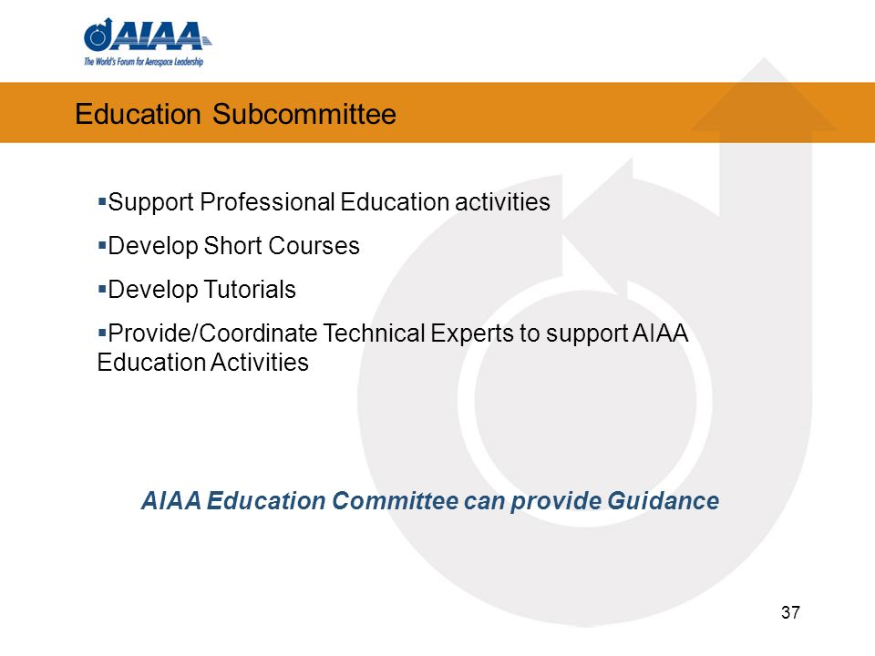 Education Subcommittee