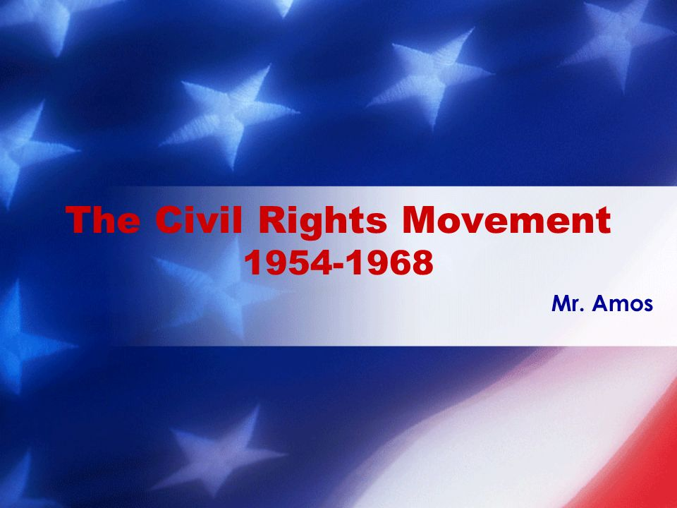 civil rights movements and their effect Music and singing played a critical role in inspiring, mobilizing, and giving voice to the civil rights movement ''the freedom songs are playing a strong and vital role in our struggle,'' said martin luther king, jr, during the albany movement.