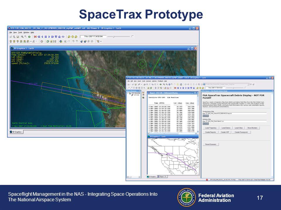 SpaceTrax Prototype