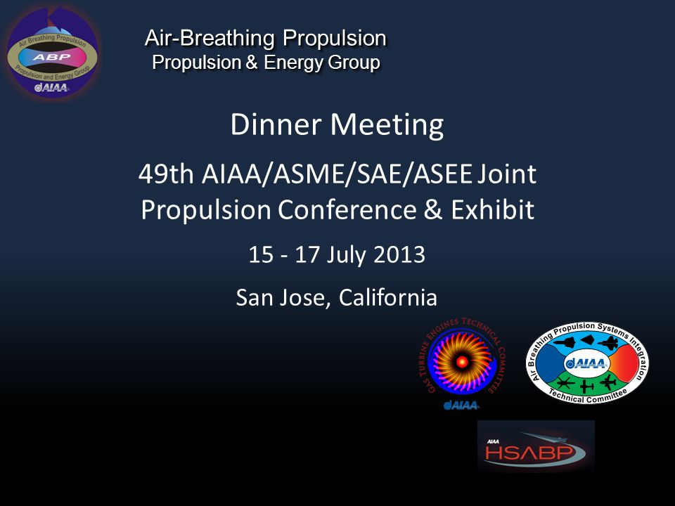 49th AIAA/ASME/SAE/ASEE Joint Propulsion Conference & Exhibit