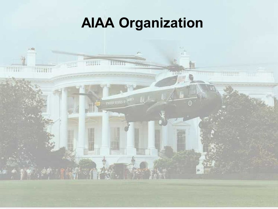 AIAA Organization